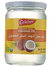 Celebes 500g Organic Virign Coconut Oil