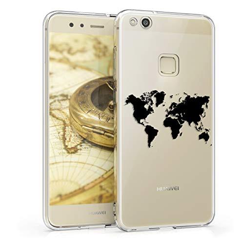 professionnel comparateur Coque kwmobile compatible Huawei P10 Lite – Coque de protection en silicone … choix