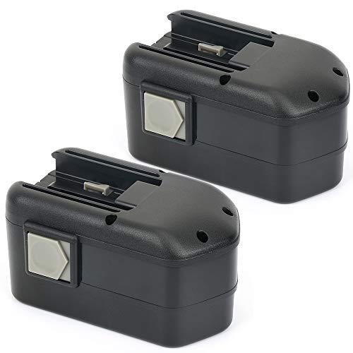 POWERAXIS 18V 3.0Ah NIMH Battery for Milwaukee 48-11-2220 48-11-2230 48-11-2200 48-11-2232-2 Packs