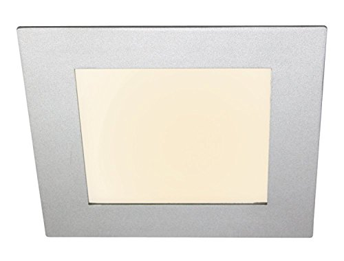 Heitronic LED Panel Metallisch 27640