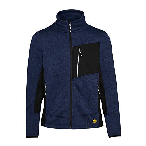 Utility Diadora - Felpa da Lavoro KN(EUTED Jacket Chicago per Uomo (EU L)