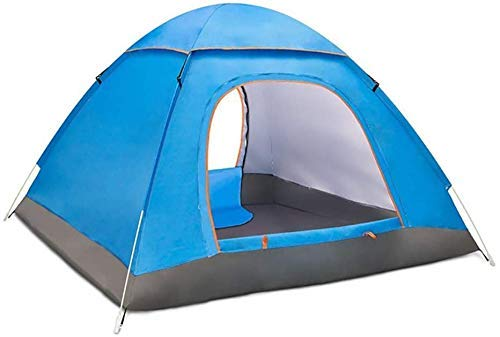 YUQIYU Camping al Aire Libre Carpa Refugio Totalmente automática Sun Impermeable Sombra del pabellón for Viajes de Senderismo rainfly Tiendas de campaña