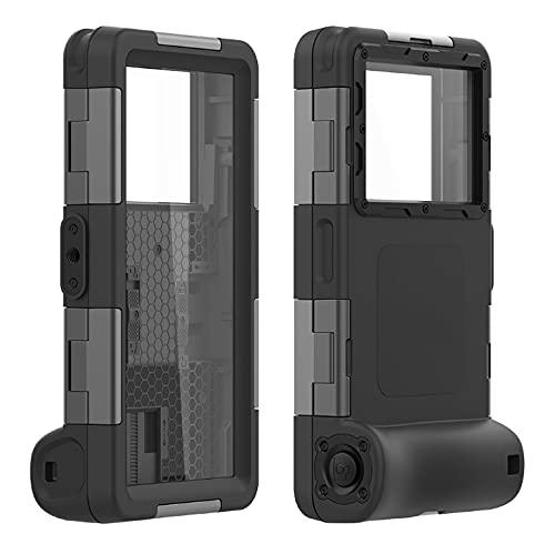 ZXNQ Caja del Teléfono Impermeable, Funda Impermeable, Bolsa Estanca Móvil Universal, para Teléfono Móvil Universal de 4,7 a 6,7 Pulgadas