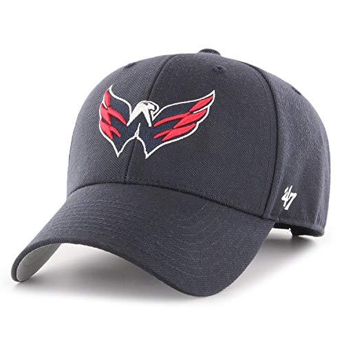 '47 Brand Adjustable Cap - NHL Washington Capitals Navy