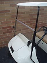 Performance Plus Carts Clear Windshield for EZGO TXT Golf Cart 1995 & Up