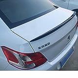 D28JD Parte Trasera del vehículo Spoilers ABS Pegar Estilo instalación...