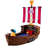 Product Image of the Little Tikes Pirate Ship Toddler Bed