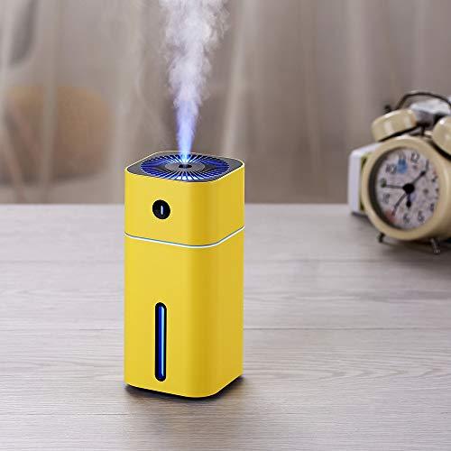 luchtbevochtigersMini luchtbevochtiger Usb schoonheid hydraterende vocht sproeier luchtzuivering mini luchtbevochtiger