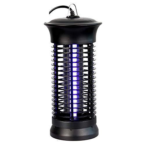 SJNSJN Lámpara para Mosquitos y Moscas Eléctrica, 6W UV Lampara Anti Mosquitos Moscas Mata Insectos Trampas para Insectos Mosquito Killer para Mata Mosquitos, Insectos, Polillas, Moscas