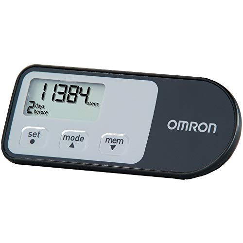 OMRON HJ-321 Alvita Optimized Pedometer with Four Activity Modes