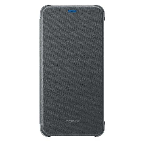 Preisvergleich Produktbild Honor 9 Lite PU Flip Cover,  Black