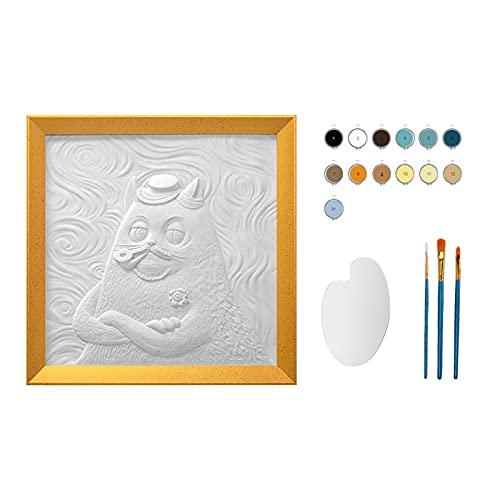 Creatieve ambachten verlichting schilderij kits, schilderij geschenken, persoonlijke familie activiteiten items jongens…