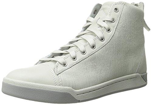 Diesel Herren Tempus Diamond Sneaker, Grau (Vaporous Grey), 39 EU