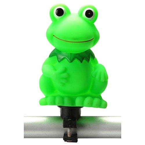 Monz TOP Hupe Kinder-Tierfigurhupe, Farbe:Frosch