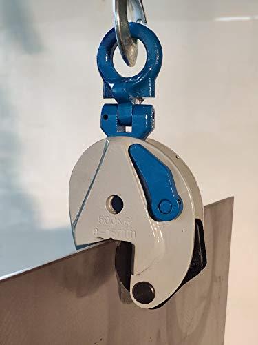 Sheet Metal Grabber Lifting Clamp 1T / 1000 kg