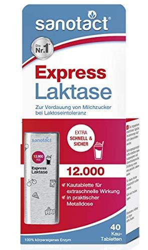 Sanotact lactasa exprés 12.000 FCC