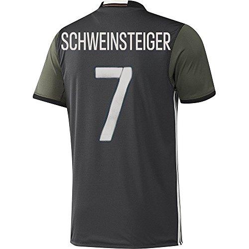 adidas Herren DFB Schweinsteiger Trikot Away 2016 (140)