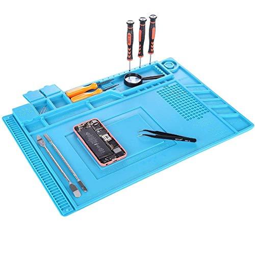 Amazon.com - Heat Resistant Silicone Pad Mat