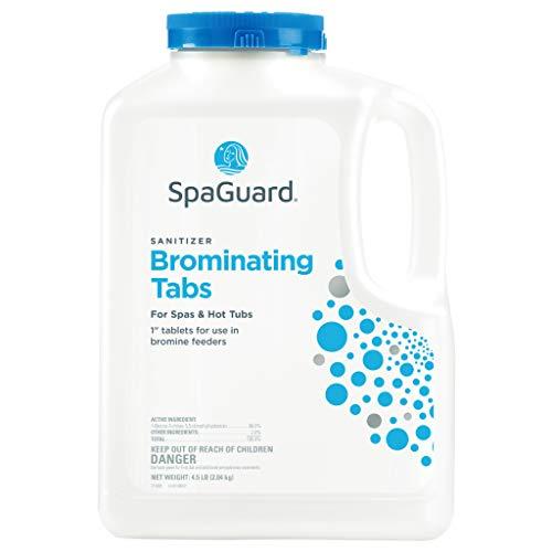 SpaGuard Brominating Tablets (4.5 lbs)