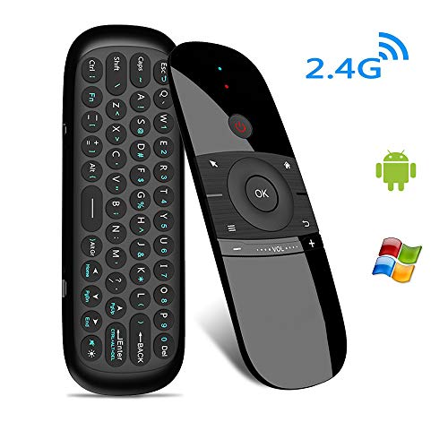 Air Mouse Remote,Wireless Keyboard Multifunctional Remote Control for Android TV Box Laptop PC