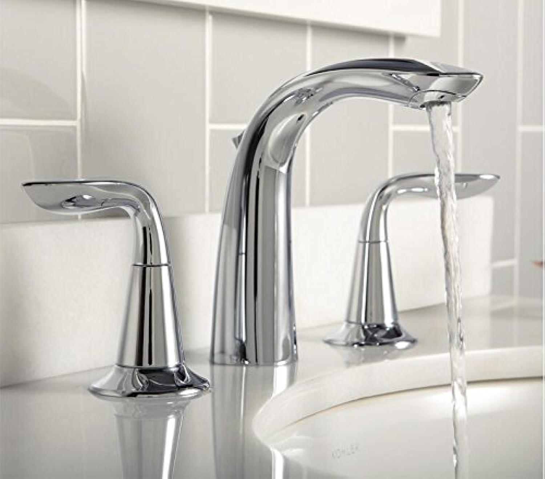 5151buyworld hochwertig Wasserhahn, Chrom-Oberflche, Wasserhahn Küche Spüle mixerfor Badezimmer-gaden