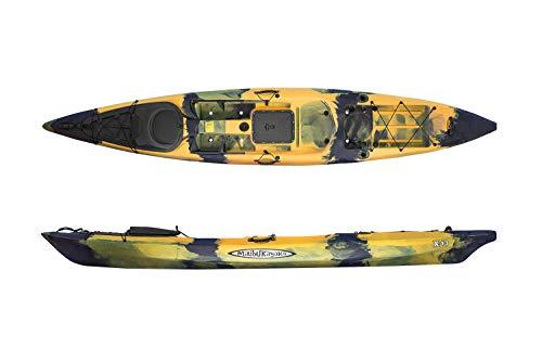 Malibu Kayaks x-13 Diving Kayak, Solar Camo
