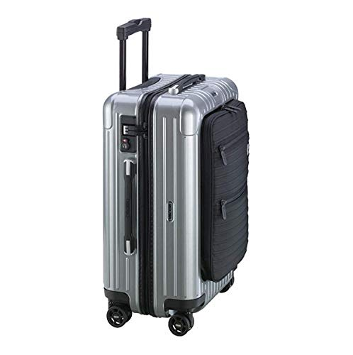 RIMOWA Lufthansa Bolero Collection Koffer Kabinentrolley 37L silber