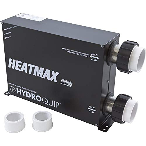 Best Price Hydro Quip Heater, HQ HeatMax RHS, 230v, 5.5kW, Weather Tight