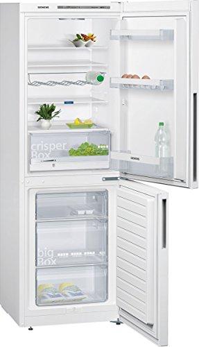 Siemens KG33VVW31 iQ300 Kühl-Gefrier-Kombination / A++ / 176 cm Höhe / 219 kWh/Jahr / 194 Liter Kühlteil / 94 Liter Gefrierteil / CrisperBox Feuchtigkeitsregler