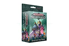Introduce a new and unique warband to your games of Warhammer Underworlds: Nightvault and take advantage of new and different ways to play – whatever warband you use – with this set of miniatures and It includes 6 striking Disciples of Tzeentch minia...