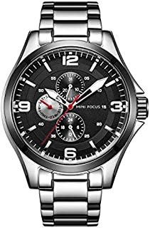 Mini Focus Casual Watch For Men Analog Stainless Steel - MF0199G. 04