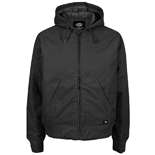 Dickies Bennett Zip up Jacket Black