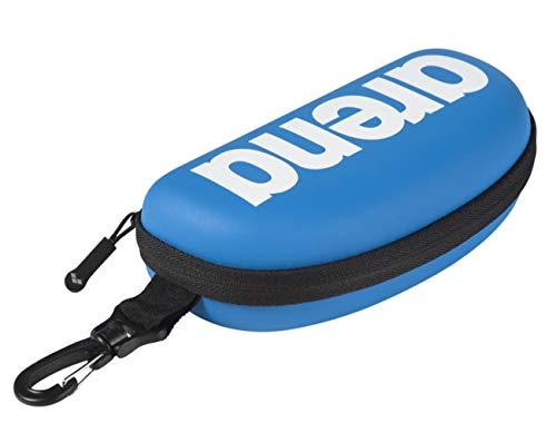 ARENA Schutzhülle für Schwimmbrille Unisex one Size blau