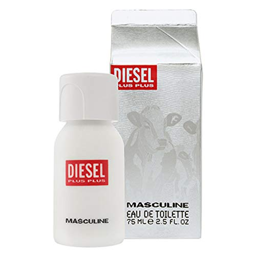 Diesel Plus Plus Masculine 75ml Eau de Toilette Spray