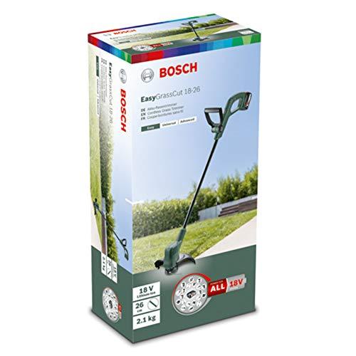ボッシュ BOSCH 18Vコードレス草刈機 EGC18-26