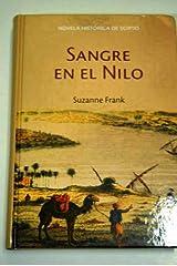 Sangre en el Nilo Hardcover