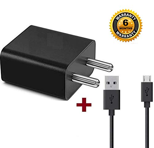 Fast Charger Compatible for Xiomi Note 4/Mi 5A /Mi Note 5 /Note 5 Pro/Redmi 3S Prime/Redmi 6A Mobile Smartphone Charger...