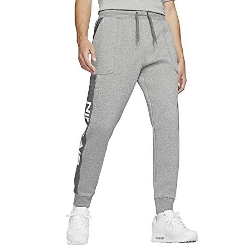 Nike Air Fleece Sweatpants Jogginghosen (M, Carbon)