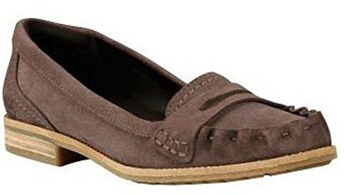 Timberland Thayer Penny Loafer Damen Slipper 3749R 41.5 EU (fällt 1 Nummer Kleiner aus)