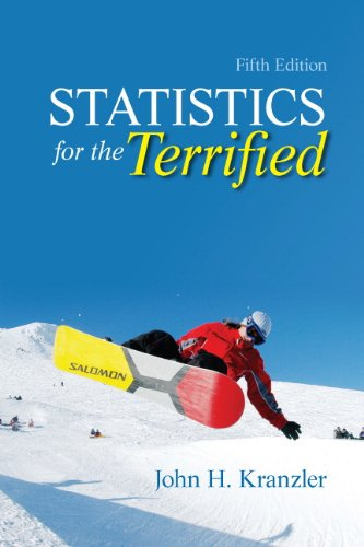 Statistics for the Terrified (5th Edition)