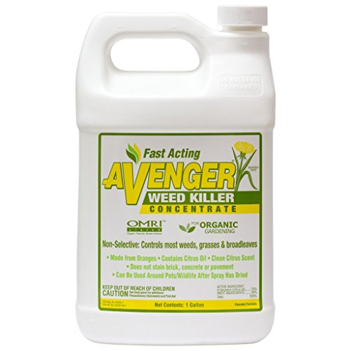 Nature's Avenger Organic Weed Killer Concentrate
