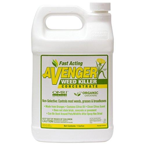 Nature's Avenger Organic Weed Killer