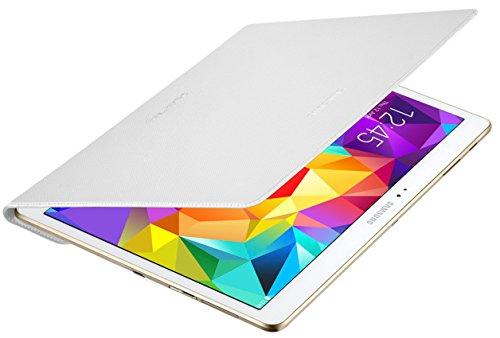 """Samsung Simple Cover EF-DT800BWEGWW Custodia per Galaxy Tab S, 10.5"""", Bianco"""