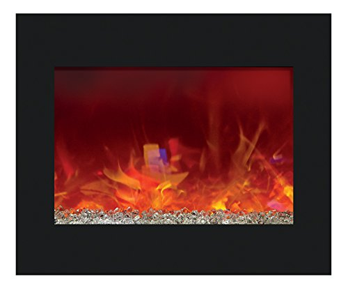 Amantii ZECL-39-4134 Zero Electric Fireplace