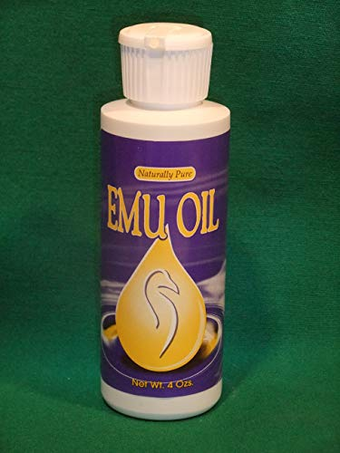 Back Country Naturals Emu Oil 4 oz Unscented