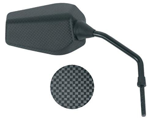 Vicma Mirror Replica Right for Derbi Senda Black Edition
