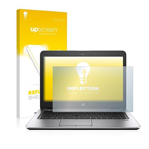 upscreen Entspiegelungs-Schutzfolie kompatibel mit HP EliteBook 840 G4 – Anti-Reflex Bildschirmschutz-Folie Matt