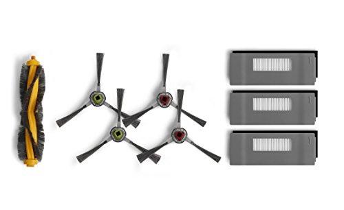 ECOVACS Robotics DE5G-KTA Zubehör Set, Bianco