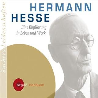 Hermann Hesse. Eine Einführung in Leben und Werk Titelbild