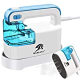 MLMLANT Handheld Fast Portable Garment Clothes clothe Steamer Steam generator Iron Ironing home Travel with Horizontal Vertical Ironing, LightWeight, Fast Heat-up